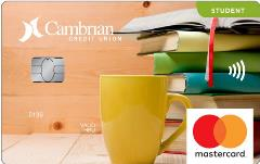 MasterCard Student Cambrian
